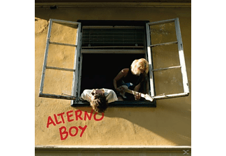 Alterno Boy - Alterno Boy - (CD)