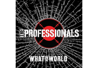 The Professionals - What In The World (Digipak) - (CD)