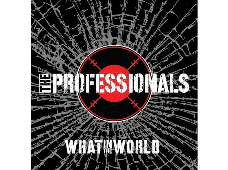 The Professionals - What In The World (Digipak) [CD]