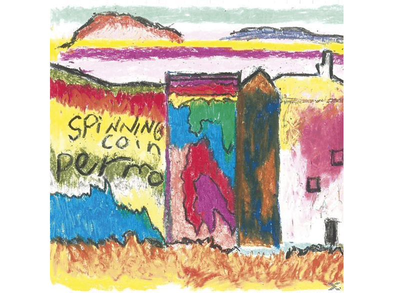 Spinning Coin - Permo (LP+MP3) [LP + Download]