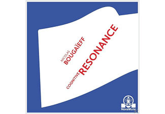 Nicolas Bougaieff - Cognitive Resonance - (Vinyl)