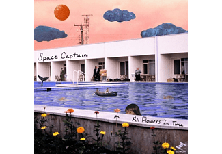 Space Captain - All Flowers In Time - (CD)