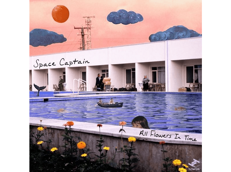 Space Captain - All Flowers In Time (LP+MP3) [LP + Download]