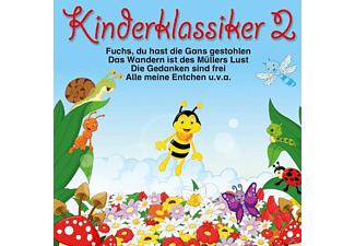Kiddy's Corner Band - Kinderklassiker 2 - (CD)