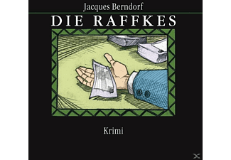Die Raffkes - 1 MP3-CD - Krimi/Thriller