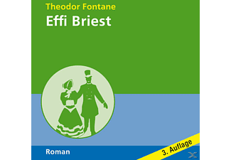 Effi Briest - 11 CD - Literatur/Klassiker