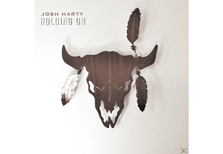 Josh Harty - Holding On - (CD)