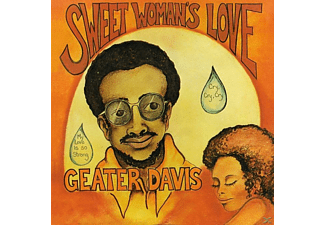 Geater Davis - Sweet Woman's Love - (Vinyl)