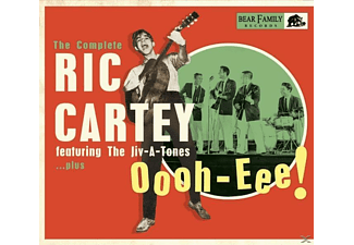 Ric Cartey - Oooh-Eee-The Complete Rick Cartey Featuring The - (CD)