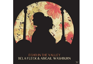 Washburn, Abigail / Fleck, Bela - Echo In The Valley - (Vinyl)