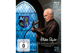 Allan Taylor - 50 Years On The Road - (Blu-ray)
