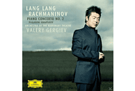 Lang Lang, Orchestra Of The Marinsky Theatre - Klavierkonzert 2+Paganini-Rhapsodie [Vinyl]