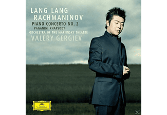 Lang Lang, Orchestra Of The Marinsky Theatre - Klavierkonzert 2+Paganini-Rhapsodie - (Vinyl)