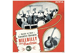 VARIOUS - Hillbilly Goes Electric Vol.1 - (Vinyl)