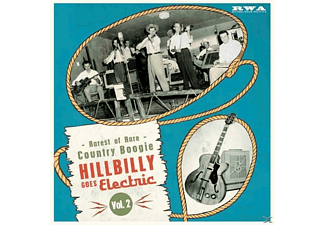VARIOUS - Hillbilly Goes Electric Vol.2 - (Vinyl)