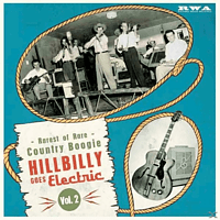 VARIOUS - Hillbilly Goes Electric Vol.2 [Vinyl]
