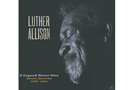 Luther Allison - A Legend Never Dies (Essential Recordings 1976-1 [LP + DVD Video]