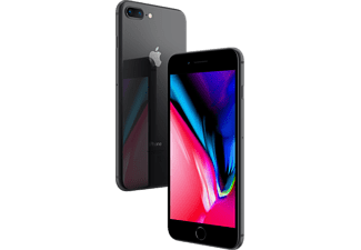 APPLE iPhone 8 Plus 64 GB - Space Gray