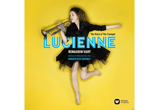 Lucienne Renaudin Vary, Orchestre National De Lille - The Voice of the Trumpet - (CD)