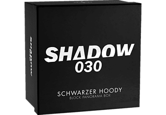 Shadow030 - Schwarzer Hoody (Ltd. Fan Edt.) - (CD)