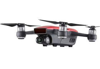 DJI SPARK LAVA RED FLY MORE COMBO