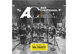 Alex Christensen & The Berlin Orchestra - Classical 90s Dance (Extended Edition) - (CD)