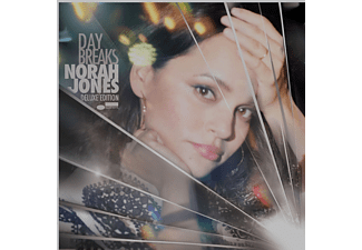 Norah Jones - Day Breaks (Ltd.Deluxe Edt.Incl.Live-Album) - (Vinyl)