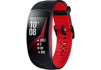 SAMSUNG Gear Fit2 Pro Small Rood