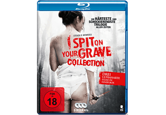 I Spit On Your Grave Collection - (Blu-ray)