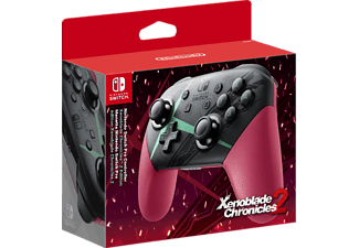 NINTENDO Switch  Xenoblade Chronicles 2-Edition, Pro Controller, Mehrfarbig