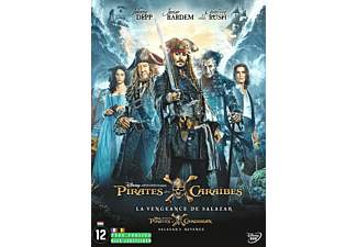 Pirates Of The Caribbean 5 - Salazar's Revenge | Blu-ray