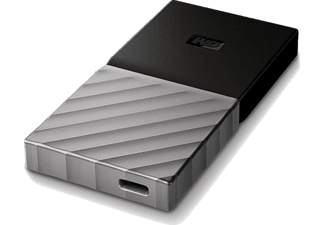 WD My Passport Ssd 256GB Silver Worldwide Harici Disk