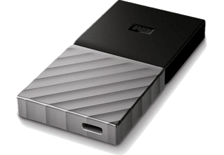 WD My Passport Ssd 512GB Silver Worldwide Harici Disk