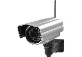 MAGINON 100281 Security OD-2, Smart Home IP Cameras, 641 x 480 Pixel, Silber