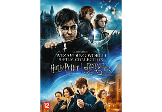 Harry Potter Compleet + Fantastic Beasts DVD