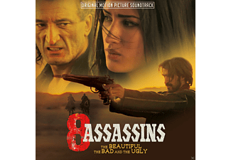 VARIOUS - 8 Assassins-The Beautiful,The Bad and The Ugly - (CD)