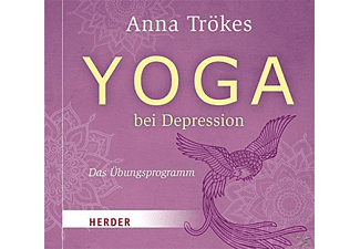 YOGA BEI DEPRESSION - 1 CD - Entspannung/Meditation/Wellness