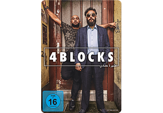 4 Blocks Staffel 1 Exklusives Steelbook 2 Discs Dvd Tv