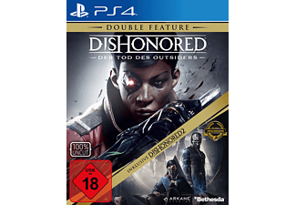 Dishonored: Der Tod des Outsiders + Dishonored 2 - PlayStation 4