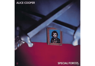 Alice Cooper - Special Forces - (Vinyl)