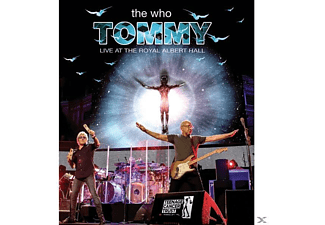 The Who - Tommy: Live At The Royal Albert Hall (DVD) - (DVD)