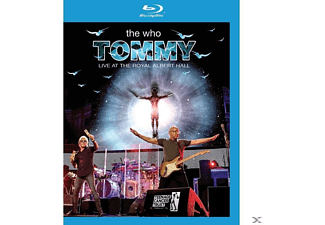 The Who - Tommy: Live At The Royal Albert Hall (Blu-Ray) - (Blu-ray)