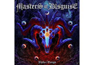 Masters Of Disguise - Alpha/Omega - (CD)