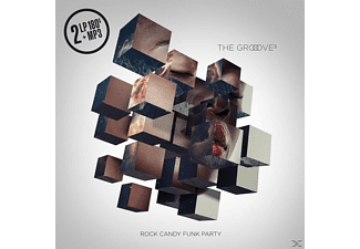 Rock Candy Funk Party, Joe Bonamassa - The Groove Cubed (2LP Gatefold 180 Gr.+MP3) - (LP + Download)