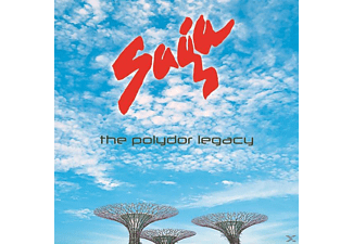Saga - The Polydor Legacy - (CD)