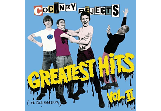 Cockney Rejects - Greatest Hits Vol.2 - (Vinyl)