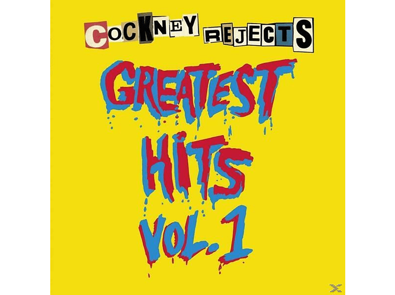 Cockney Rejects - Greatest Hits Vol.1 [Vinyl]