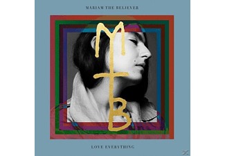 Mariam The Believer - Love Everything - (Vinyl)