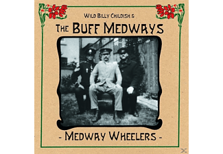 The Buff Medways - Medway Wheelers - (Vinyl)