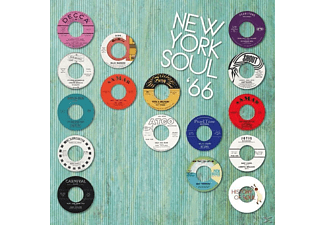 VARIOUS - New York Soul '66 - (CD)